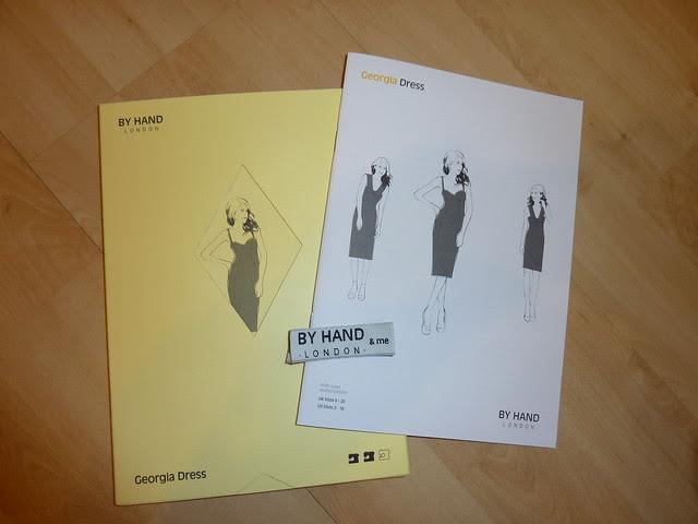 'By Hand London' - Georgia Dress Pattern