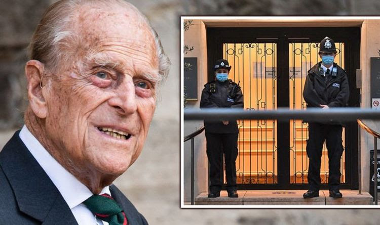 Prince Philip health: Buckingham Palace give update on Duke - Will remain in hospital