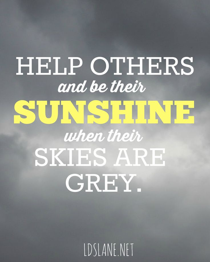 Quotes About Spreading Sunshine 25 Quotes