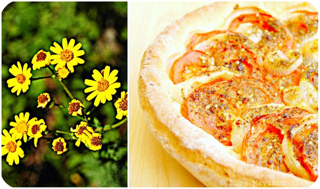 Tomato Tart Picnik-Collage 4 bis 1