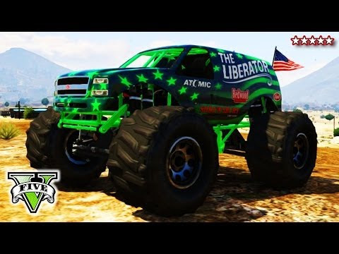 Game Play: GTA 5 gameplay LIBERATING Mount Chiliad | Epic GTA