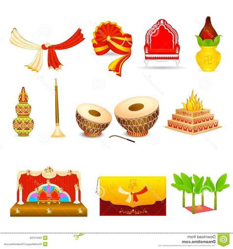 Royalty Free Stock Images Indian Wedding Vector