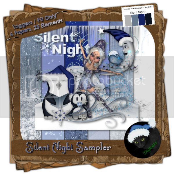 Silent Night Sampler