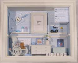 Baby Childrens Themed Shadow Boxes Legends Of The Heart