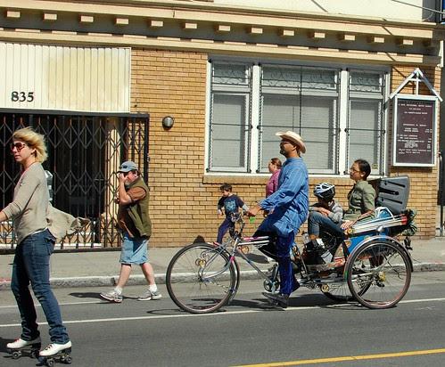 Valencia SF Sunday Streets 06