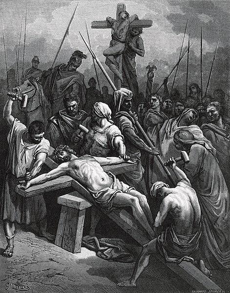 Arquivo: Gustave Doré - Crucificação de Jesus.jpg