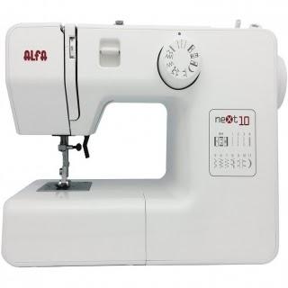 Construcción inmobiliaria: Manual maquina de coser alfa