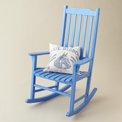 Rocking Chair | Create Classic Cottage Style With Cheery, Charming