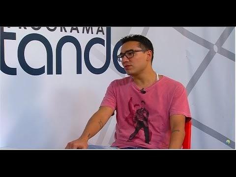 Entrevistando da semana é com o jornalista Danilo Nuha
