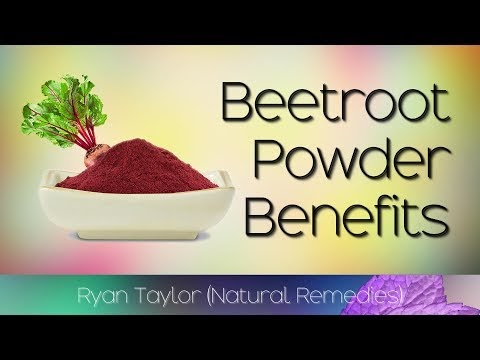 Beet Root Powder: Benefits & Uses