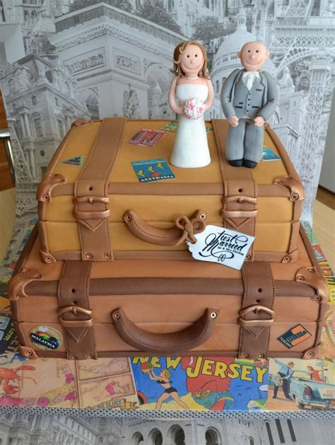 32 best images about Luggage cake on Pinterest   Cake