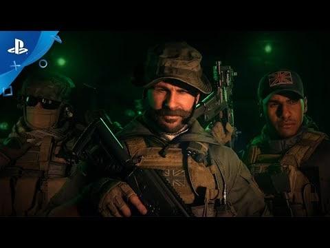 Call of Duty: Modern Warfare - Trailer  História Não Termina !