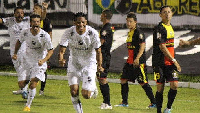 ABC 2 x 0 Globo FC - Campeonato Potiguar - Estádio Frasqueirão (Foto: Diego Simonetti/Blog do Major)
