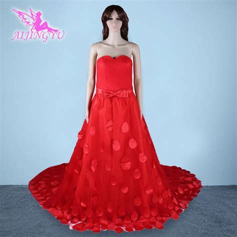 AIJINGYU 2018 new free shipping cheap wedding dresses sexy