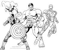 La Historia De Los Avengers