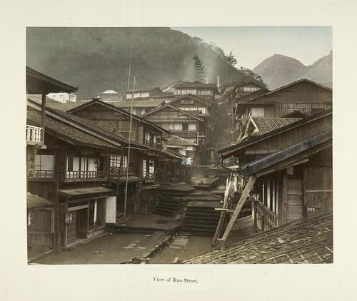 View of Ikao Street