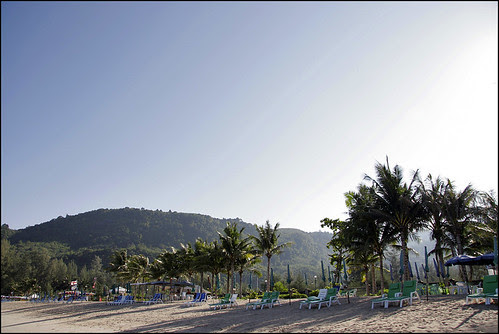 Kamala Beach, Early Morning
