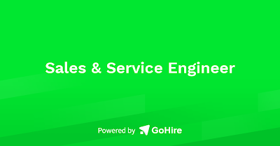 Sales & Service Engineer for Qatar | Find all the Relevant ...