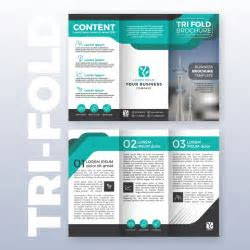 Trifold Brochure Vectors, Photos and PSD files   Free Download