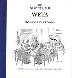 New Yorker WETA Book of Cartoons