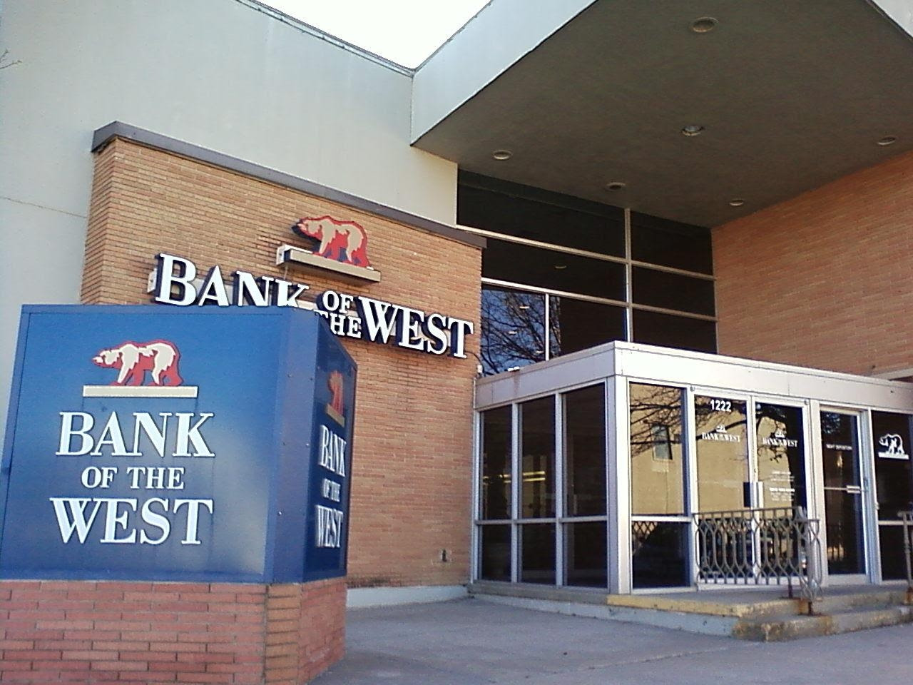 Image result for Bank of the West,