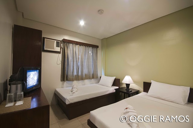 Coron - Ecolodge Room