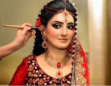 Pakistani Bridal Makeup Ideas and Tips Tutorial   Stylo Planet