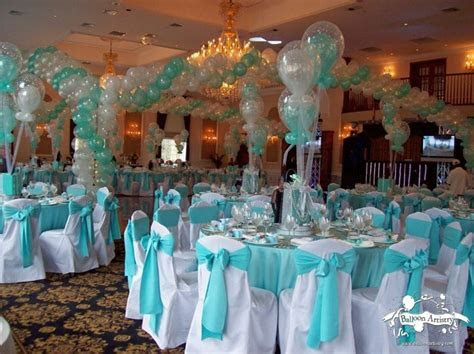 blue quinceanera decorations ideas (11)   How to organize