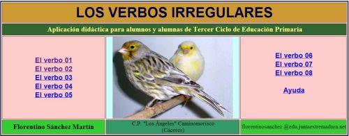 http://cplosangeles.juntaextremadura.net/web/lengua5/verbosirregulares/indice.htm