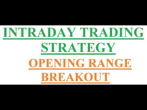 Nse intraday trading strategies