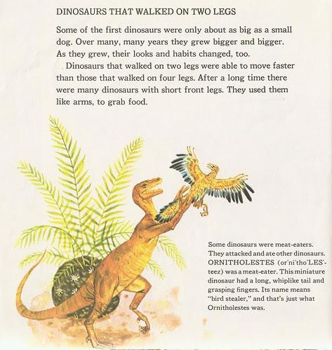 Hildebrandt Ornitholestes