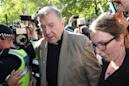 Convicted Australian cardinal sued over alleged abuse