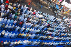 Shoulder To Shoulder In The Prayer of Peace by firoze shakir photographerno1