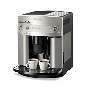 Edition speciale delonghi esam3200s cafeti re expresso argent import a - Cafetiere delonghi cafe en grains ...