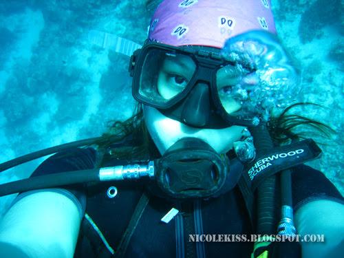 nicolekiss in water