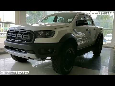 Video: Ford Ranger RAPTOR 2.0L _ White (Philippines) | Walk Around by Ynah Masongsong (Ford Batangas)