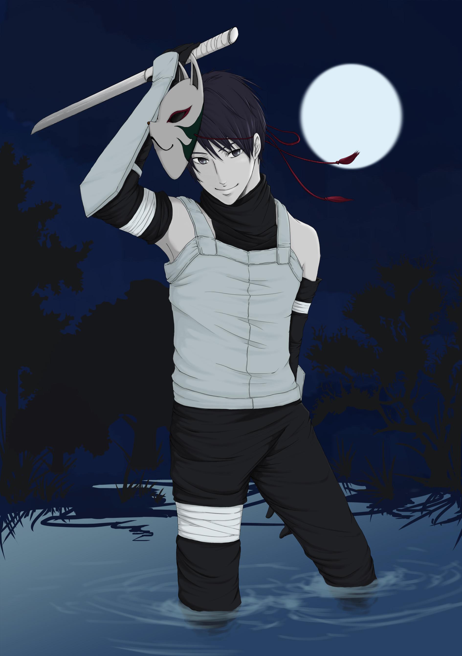 Download 810 Koleksi Wallpaper Naruto Anbu Terbaik