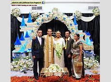 wedding of popular artist Udaya sri of the Centigradez band ~ Sri Lankan Wedding Photo