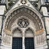 The Cathedral Church of Saint John the Divine - the bigger the doors, the smaller you feel - New York, NY, United States