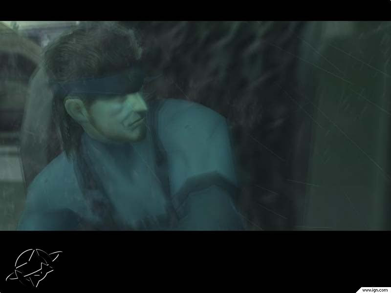Metal Gear Solid 2: Substance Picture