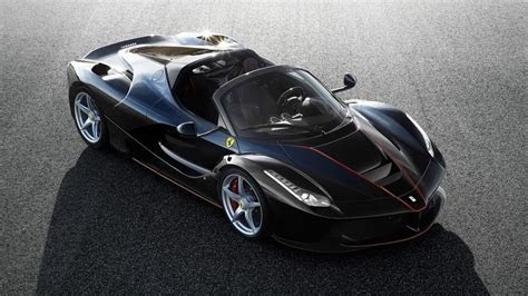 2017 Ferrari LaFerrari Spider Wallpaper   HD Car Wallpapers