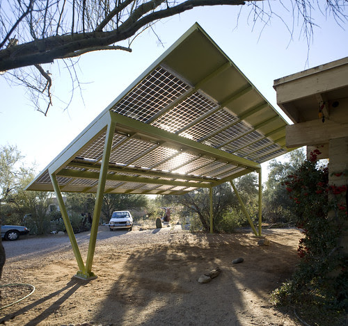 Solar Array Carport