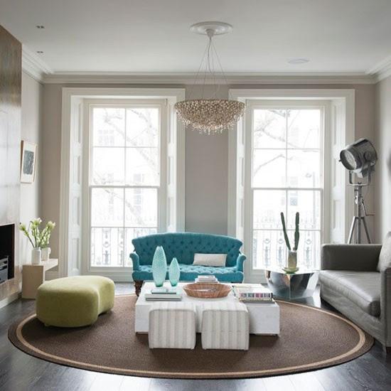 Living room | London family home | House tour | PHOTO GALLERY | Livingetc | Housetohome.co.uk