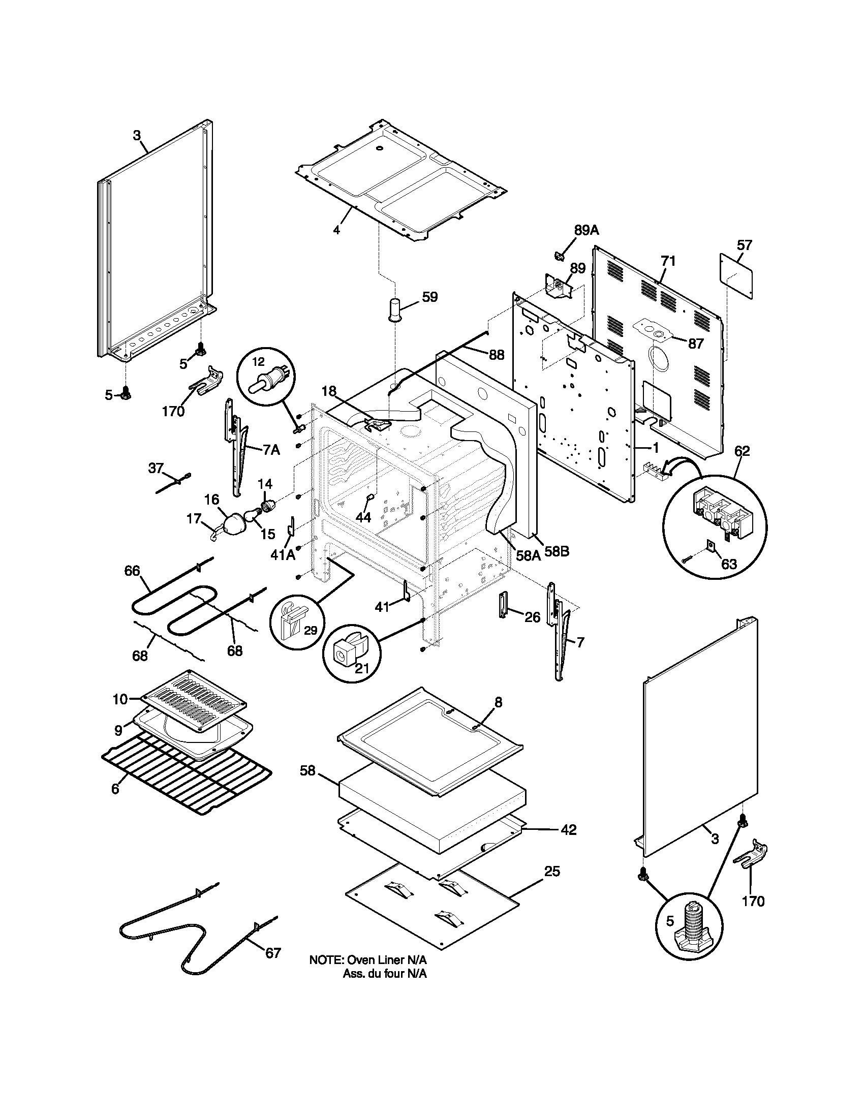 refrigerators parts  appliance replacement parts