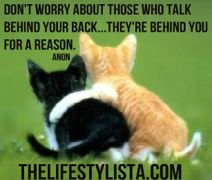 People Talking About You Behind Your Back The Lifestylista