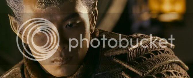 Qi Yuwu as Wiao Yi the chameleon demon