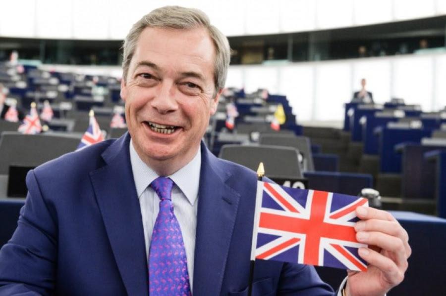 Βρετανία - Ευρωεκλογές: Σαρώνει o Farage στις δημοσκοπήσεις, καταποντίζονται οι Συντηρητικοί της May