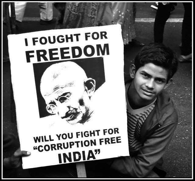 Will you fight for 'Corruption Free India'