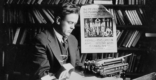 El periodista estadounidense John Reed.