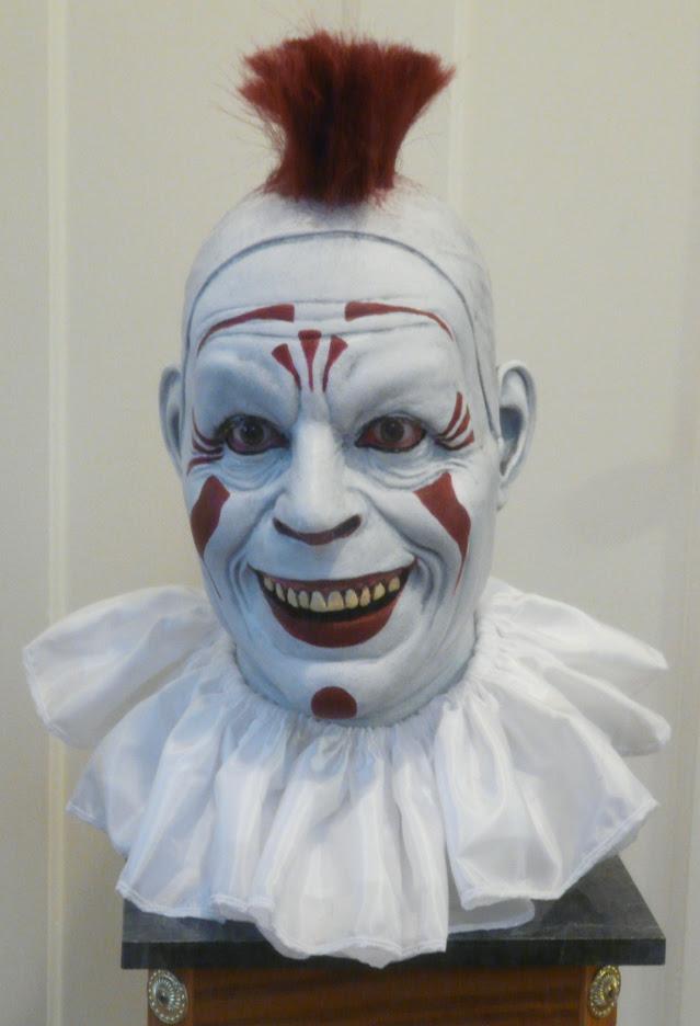 Laugh Clown Laugh by chuckjarman